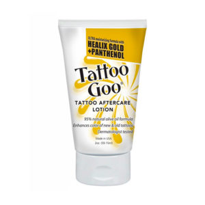 tattoo goo after care crema para el cuidado del tatuaje