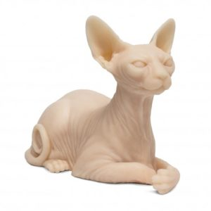 Gato Egipcio silicona tatuable