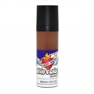 Tinta para tatuar Skin Colors Indian Brown 30 ml
