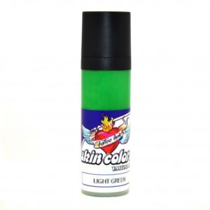 Tinta para tatuar Skin Colors Light Green 30 ml