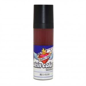 Tinta para tatuar Skin Colors Red Rum 30 ml